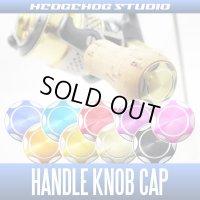 [HEDGEHOG STUDIO] Handle Knob Cap M-size Superior for SHIMANO - 1 piece  *HKCK (*discontinued)