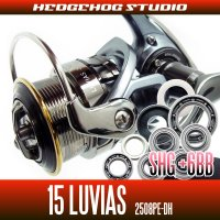 15 LUVIAS 2508PE-DH Full Bearing Kit 【SHG】