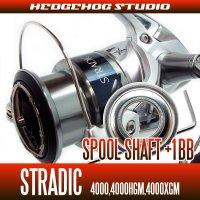 15 STRADIC 4000,4000HGM,4000XGM Spool Shaft 1 Bearing Kit (L size) [SHG]