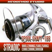 15 STRADIC 1000S,C2000HGS,2500S,2500HGS,C3000,C3000HG,3000XGM Spool Shaft 1 Bearing Kit (M size) [SHG]
