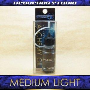 Photo1: [HEDGEHOG STUDIO] ALCHEMY OIL MEDIUM LIGHT (Medium viscosity) [Superlow friction & high durability]