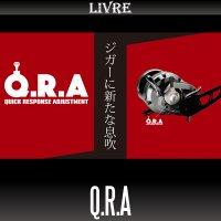 [LIVRE] Q.R.A (Quick Response Adjustment) *LIVHASH