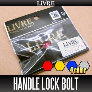 Photo1: [LIVRE] CENTER HANDLE BOLT (B1 Type) for STEEZ, RYOGA, etc. *LIVHASH