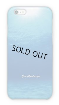 【Angler's Case】Cell-phone Case - View into the sea - Two Blue (built-to-order) (Product code: 2015042818)