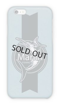 【Angler's Case】Cell-phone Case - Marlin(Emblem) - (built-to-order) (Product code: 2015033103)