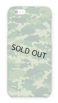 【Angler's Case】Cell-phone Case - BASS Camouflage-large - Forest Green (built-to-order) (Product code: 2015101502)