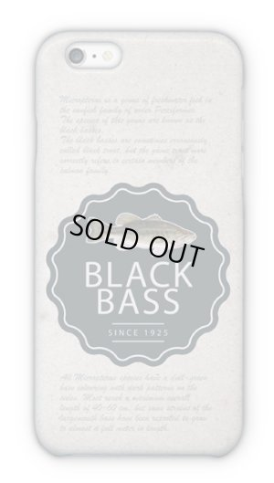 Photo1: 【Angler's Case】Cell-phone - Case History of Black Bass - (built-to-order) (Product code: 2015033102)