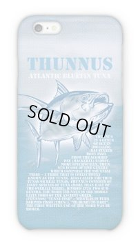 【Angler's Case】Cell-phone Case - THUNNUS - (built-to-order) (Product code: 2015090701)