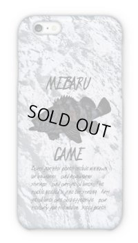 【Angler's Case】Cell-phone Case - MEBARU GAME - (built-to-order) (Product code: 2015100201)