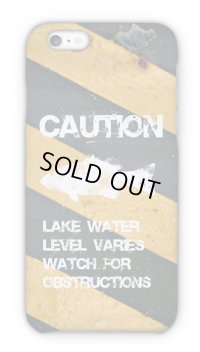 【Angler's Case】Cell-phone Case - lake water level varies watch  - (built-to-order) (Product code: 2015062801)