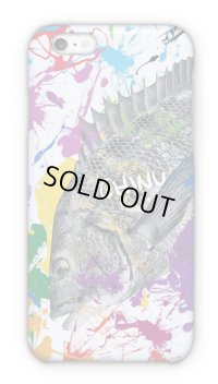 【Angler's Case】Cell-phone Case - CHINU - Painted (built-to-order) (Product code:2015091602)