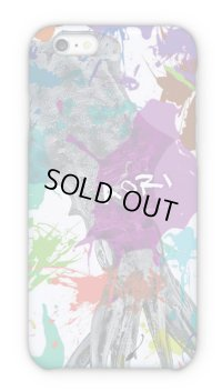 【Angler's Case】Cell-phone Case - Squid - Painted (built-to-order) (Product code:2015091603)
