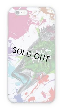 【Angler's Case】Cell-phone Case - BASS - Painted (built-to-order) (Product code:2015091604)