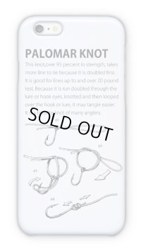 【Angler's Case】Cell-phone Case - PALOMAR KNOT - (built-to-order) (Product code: 2015022701)