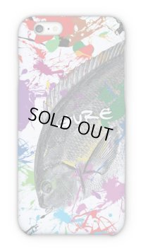 【Angler's Case】Cell-phone Case - Girella - Painted (built-to-order) (Product code:2015091601)