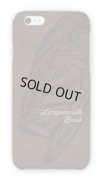 【Angler's Case】Cell-phone Case - BASS - (built-to-order) (Product code:2015030801)