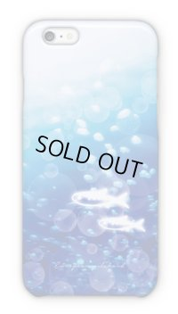 【Angler's Case】Cell-phone Case - Sardine (art)- (built-to-order) (Product code: 2015080504)