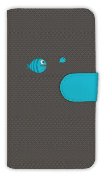【Angler's Case】【Notebook Type】Cell-phone Case - Ecological Chain? - (built-to-order) (Product code:diary2015110407)