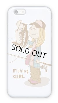 【Angler's Case】Fishing Girl (built-to-order) (Product code: 2015111204)