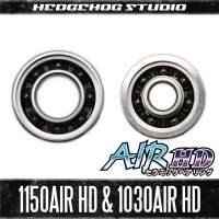"""Kattobi"" Spool Bearing Kit - AIR HD CERAMIC - 【1150AIR HD & 1030AIR HD】 for 16 Metanium MGL,15 CALCUTTA CONQUEST 300,400series,"