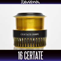 【DAIWA】 16 CERTATE 2508PE Spare Spool