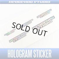 [HEDGEHOG STUDIO] Hologram stickers