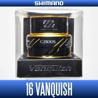 【SHIMANO】 16 VANQUISH C2500S Spare Spool
