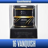 【SHIMANO】 16 VANQUISH 2500S Spare Spool