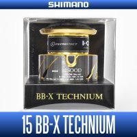 【SHIMANO】 15 BB-X TECHNIUM 2500D Spare Spool