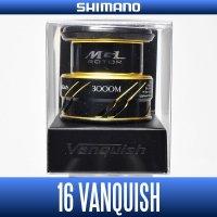 【SHIMANO】 16 VANQUISH 3000M Spare Spool