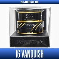 【SHIMANO】 16 VANQUISH C2000S Spare Spool