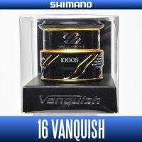 【SHIMANO】 16 VANQUISH 1000S Spare Spool