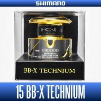 【SHIMANO】 15 BB-X TECHNIUM C4000D Spare Spool