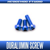【DAIWA】 Duralumin Screw Set 5-5-8 【TD-ZILLION】 SAPPHIRE BLUE