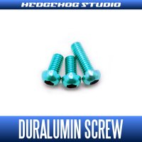 【DAIWA】 Duralumin Screw Set 5-5-8 【TD-ZILLION】 SKY BLUE