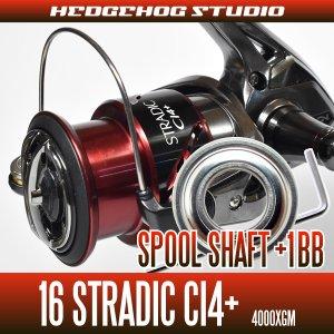 Photo1: 16 STRADIC Ci4+ 4000XGM Spool Shaft 1 Bearing Kit (L size)  [SHG]
