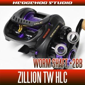 Photo1: [DAIWA] Worm Shaft Bearing kit for ZILLION  TW  HLC (+2BB)