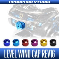 【Abu】 Level Wind Cap  REV16 【16REV LTX-BF8,SLC-IB7/8,ALC-BF7,ALC-IB6/7】