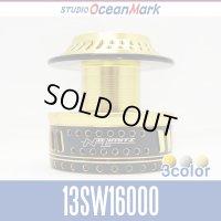 【STUDIO Ocean Mark】 SHIMANO 13,08 STELLA SW・15,11,09 TWIN POWER SW Spool NO LIMITS 13SW16000