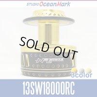 【STUDIO Ocean Mark】 SHIMANO 13 STELLA SW・08 STELLA SW Spool NO LIMITS 13SW18000RC