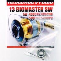 13 BIOMASTER SW 4000XG,4000HG,5000XG,5000PG  Spool Shaft 1 Bearing Kit    【SHG】