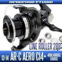 13 AR-C AERO CI4+ Line Roller 2 Bearing Kit Ver.2