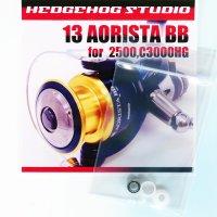 13 AORISTA BB  Handle knob  Bearing Kit (+2BB)