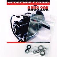 GAUS 20X MAX11BB Full Bearing Kit