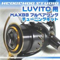 LUVITO 256 MAX12BB Full Bearing Kit