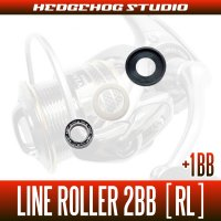 DAIWA Line Roller 2Bearing upgrade Kit  [RL] (For 12LUVIAS,10CERTATE,07LUVIAS etc )