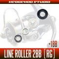 DAIWA Line Roller 2 Bearing upgrade Kit [RG] (For 21 CALDIA)