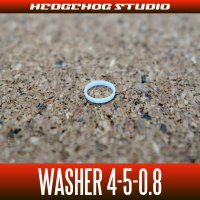 DAIWA Roller Washer Made by Teflon  (4mm×5mm×0.8mm)