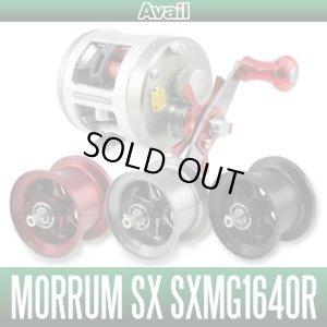 Photo1: [Avail] ABU Microcast Spool SXMG1640R for Morrum SX1600C/1601C MAG