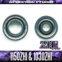"""Kattobi"" Spool Bearing Kit - ZHi - 【1150ZHi & 1030ZHi】 for 15 CALCUTTA CONQUEST 300,400series"